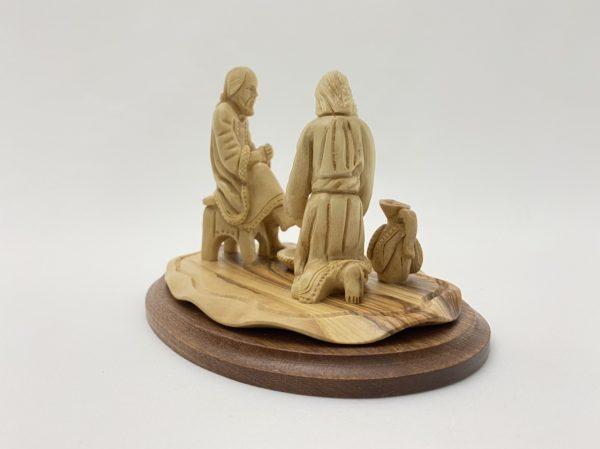 Jesus Washing The Feet Of St. Peter