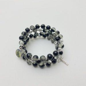 Full Rosary Bead Bracelet