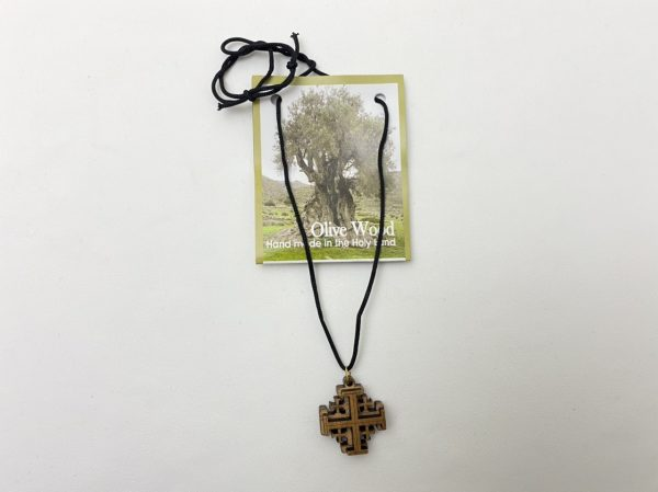 Jerusalem Cross- Necklace