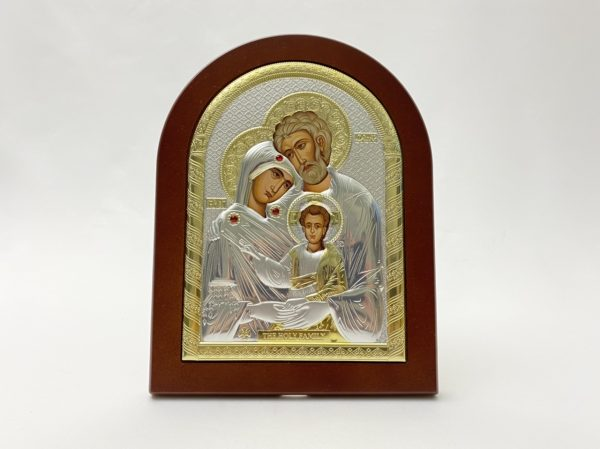 Holy Family Byzantine Icon