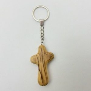 Comfort Cross Key-chain