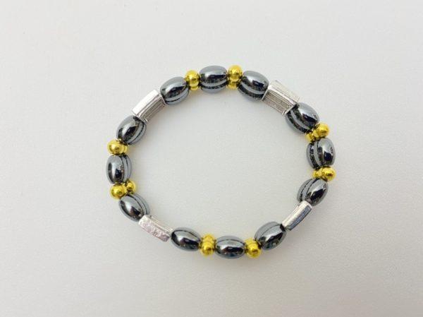 Hematite Icon Bracelet