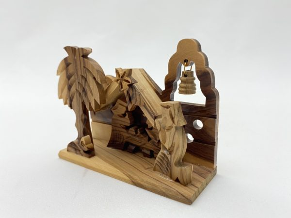 Nativity Of Bethlehem from Olive wood