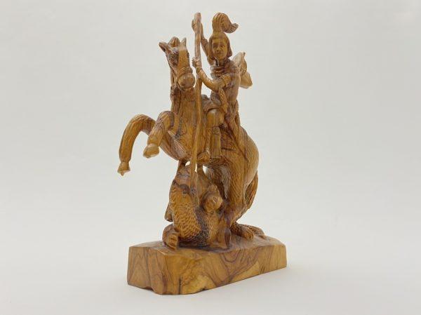 Saint George Statues
