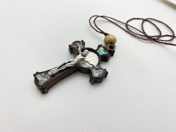 St.Benedict Necklace Crucifix