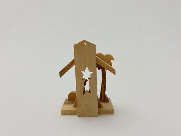 Christmas Ornament Nativity